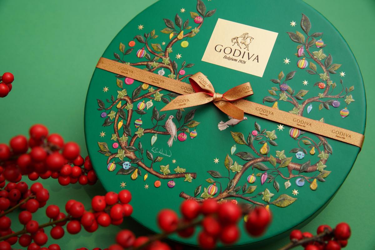 Godiva Presents: A Holiday for Decadent Desserts
