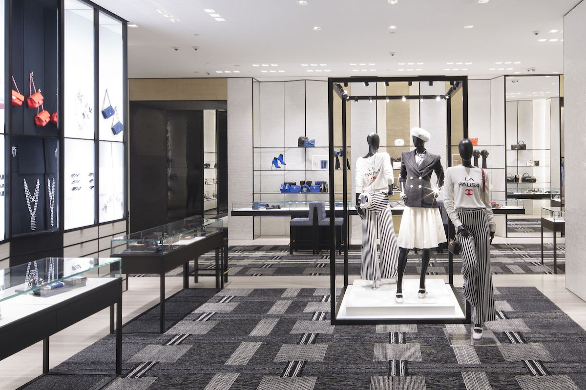 Truly Coco: Chanel Channels Parisian Flavours In Newly Renovated Boutique