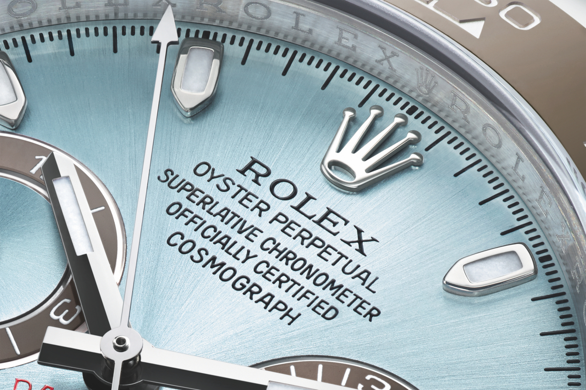 Rolex Presents: Another Slice of History