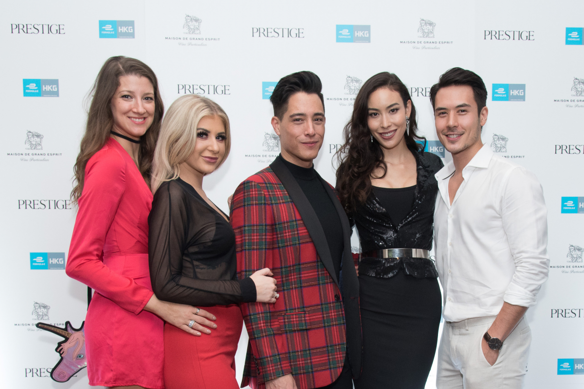 Gallery: Prestige x Hong Kong E-Prix Party