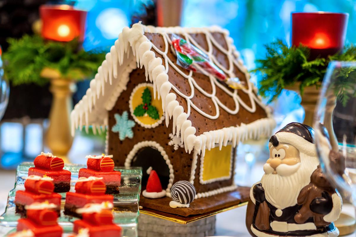 Experience A Ritzy Christmas Feast At The Ritz-Carlton Kuala Lumpur