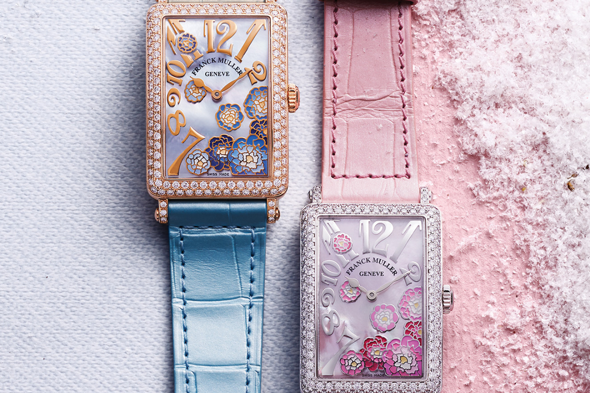 Bedazzling Timepieces That Will Add A Bit Of Sparkle To Any Christmas Countdown