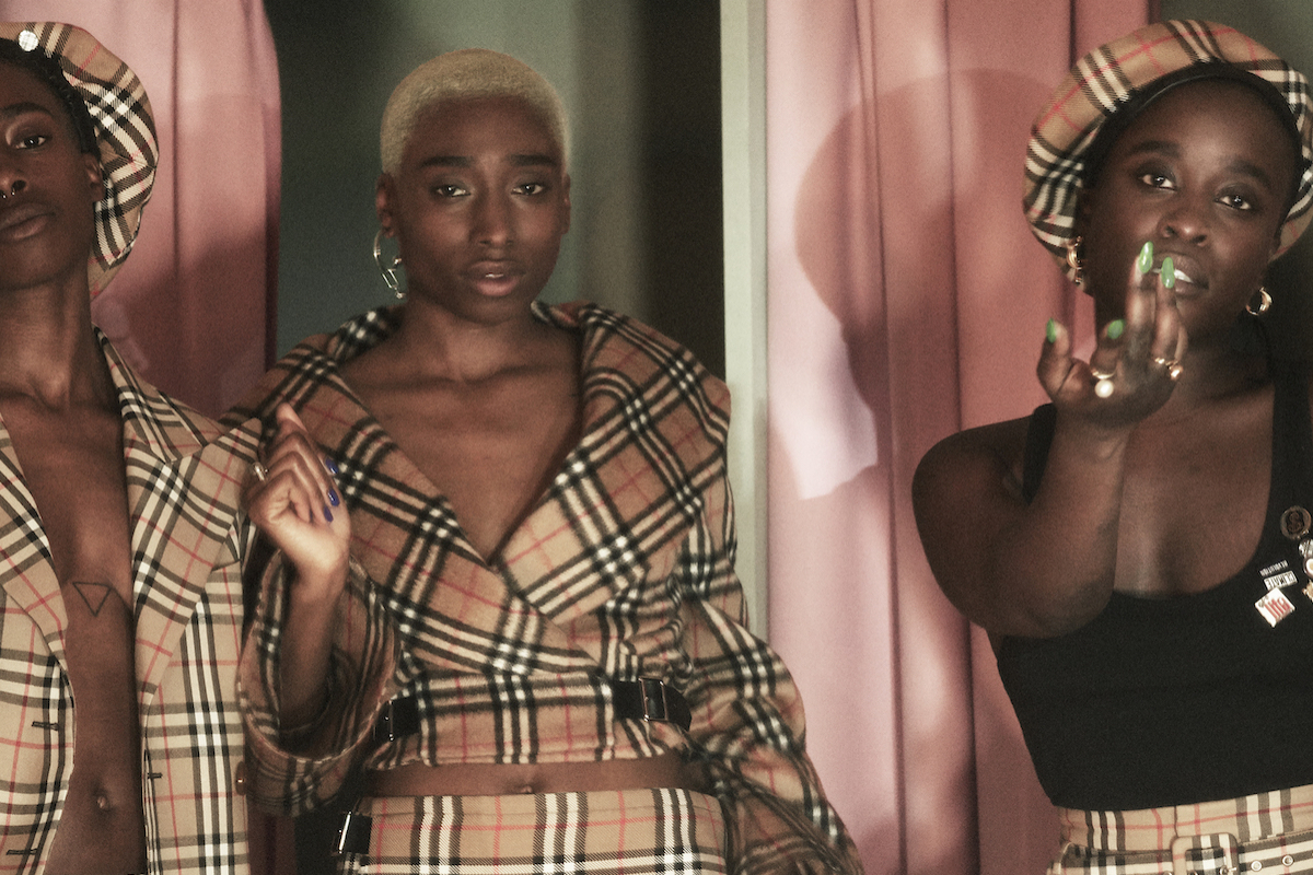 The Burberry and Vivienne Westwood collection has landed