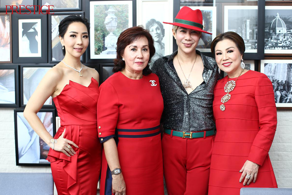 Plaza Indonesia's Year-End Luncheon at OSO Ristorante, the Plaza