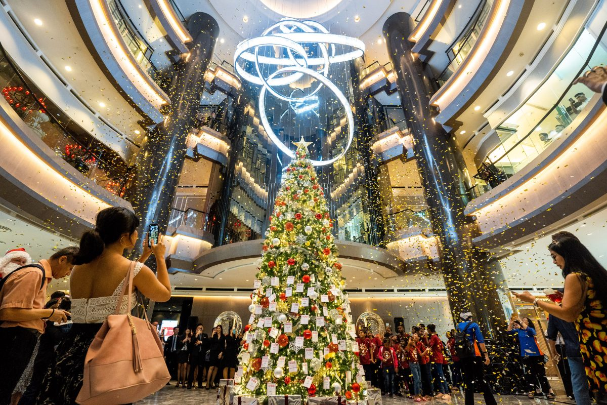 It's The Most Wonderful Time Of The Year At JW Marriott Hotel Kuala Lumpur