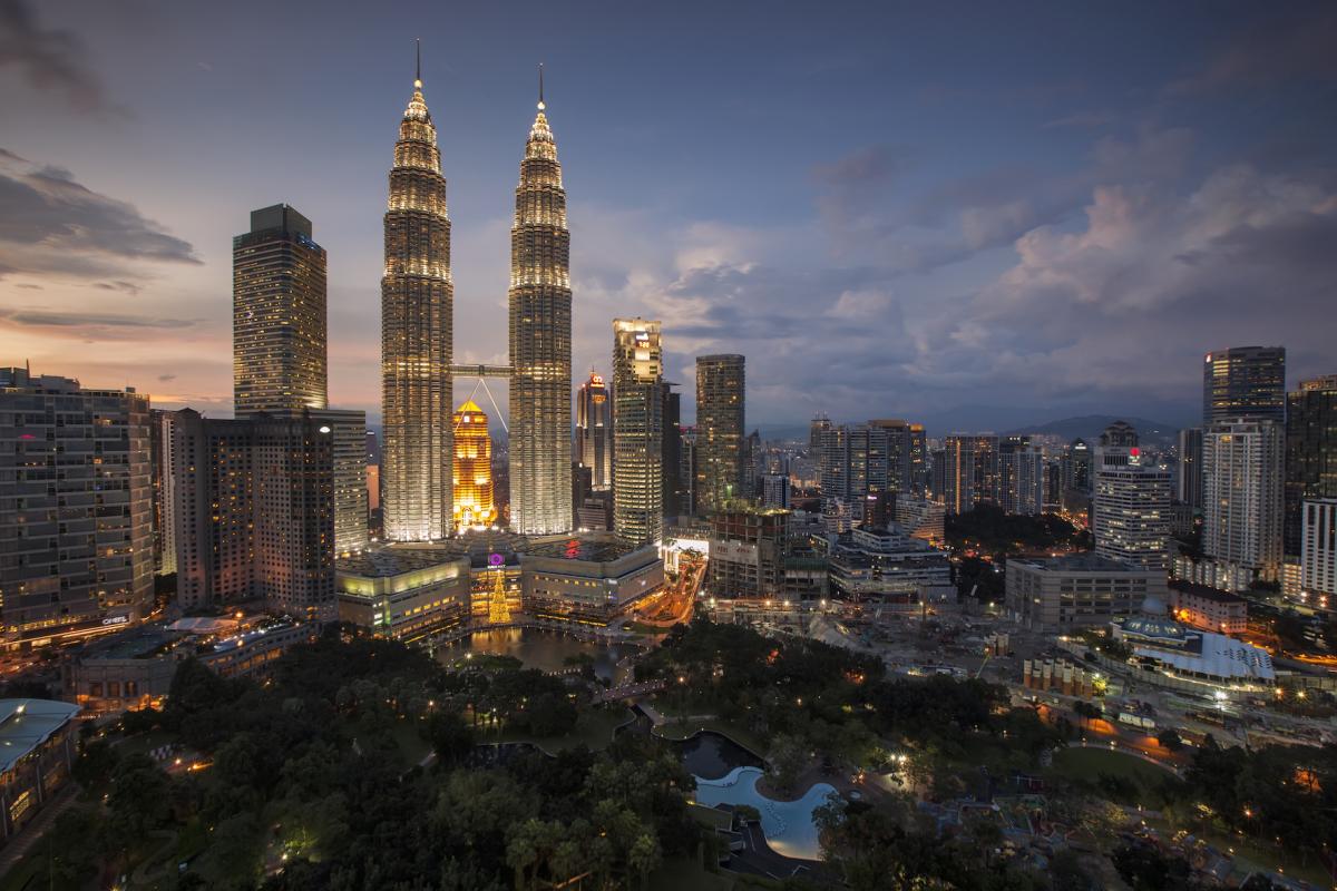 Next Stop: Kuala Lumpur