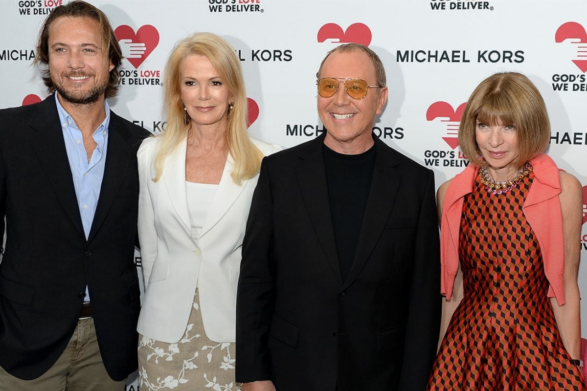 Michael Kors Plans to Eliminate World Hunger by 2030