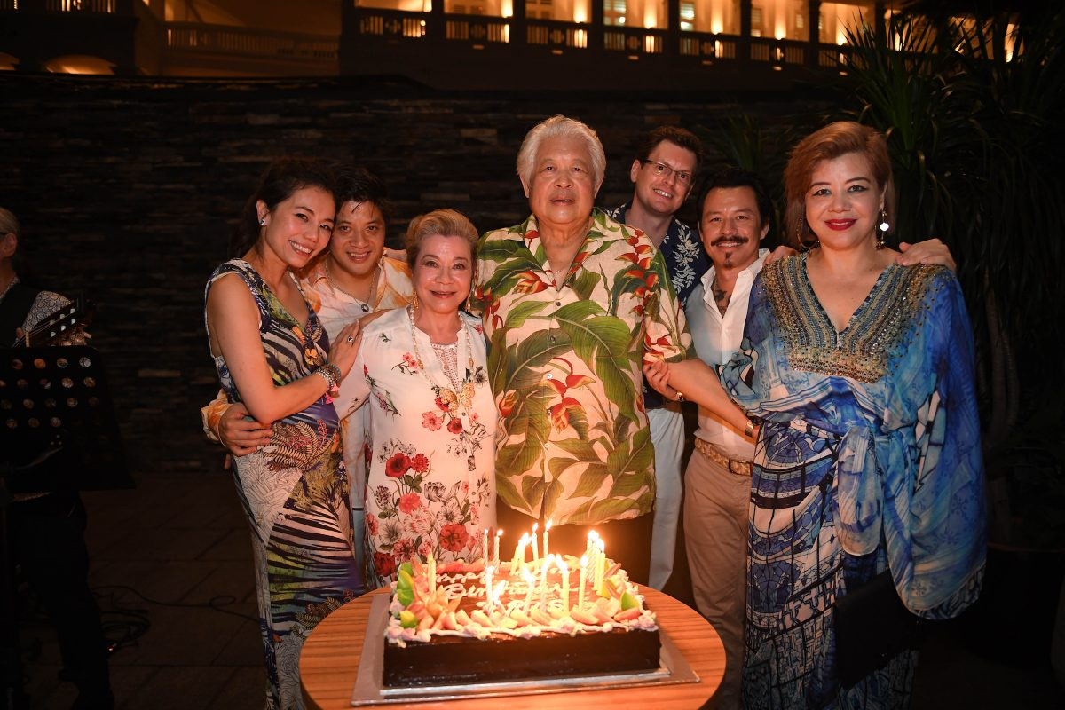 Event Photo Gallery: Kris Wiluan's 70th birthday