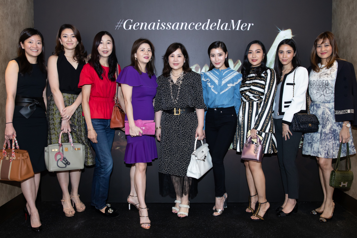 A Private Luncheon With La Mer