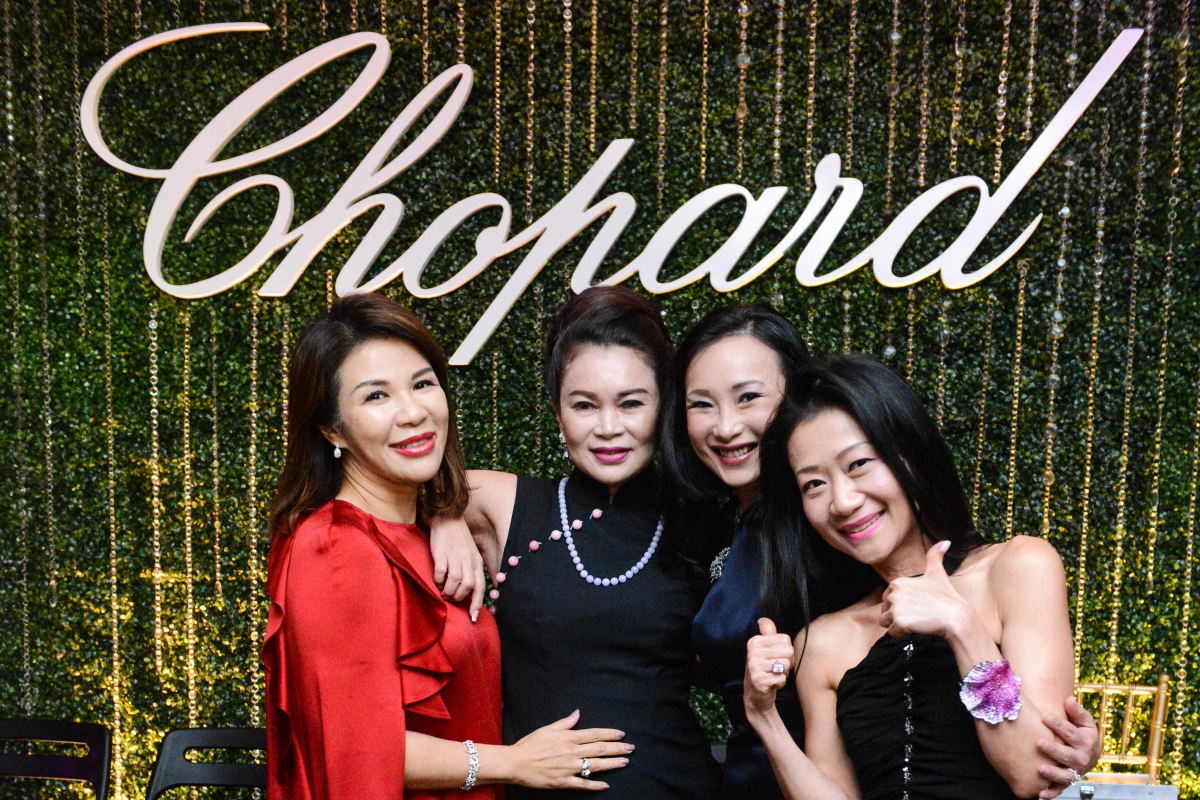 Event Photo Gallery: Chopard Red Carpet Collection