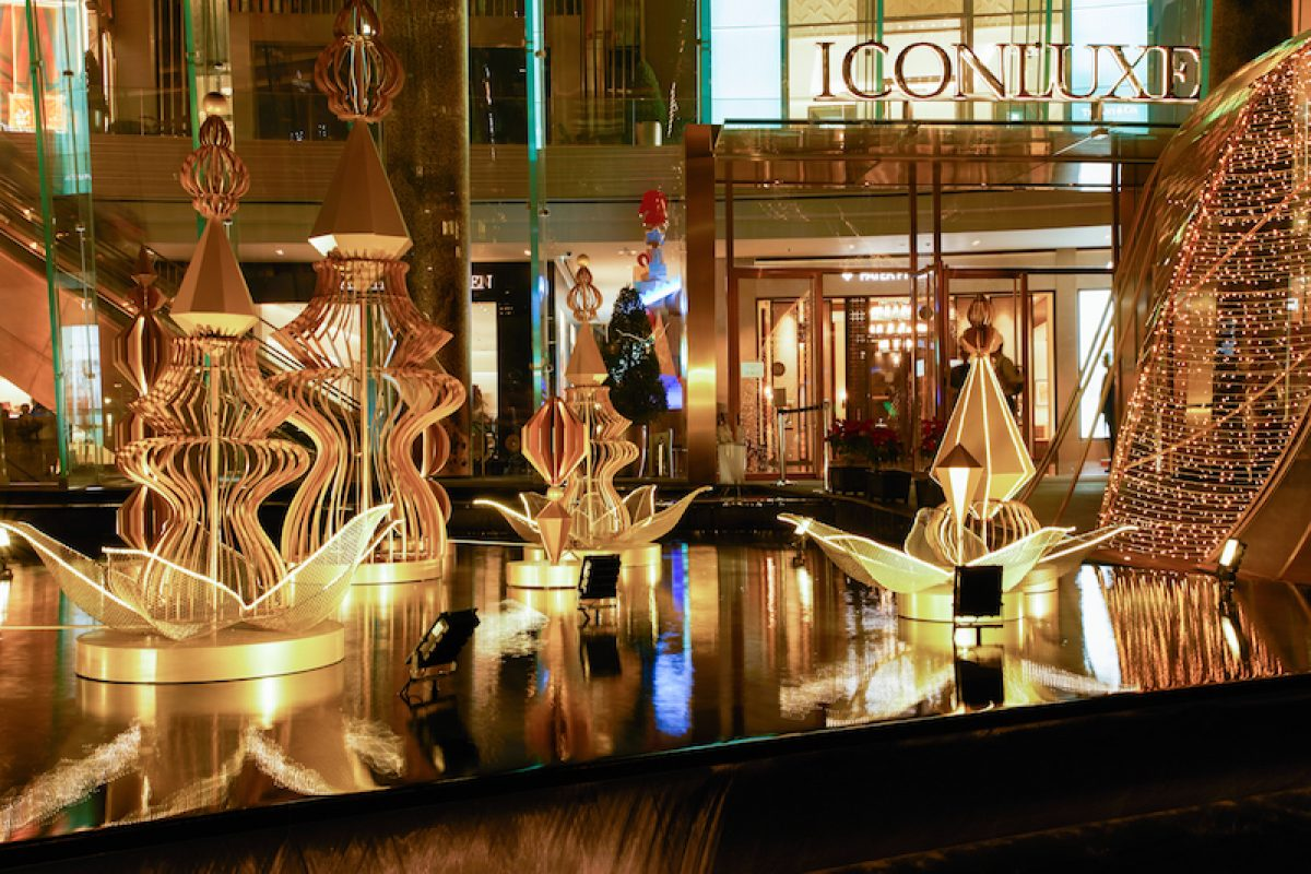 How ICONSIAM Revolutionises Luxury Shopping Experience with ICONLUXE