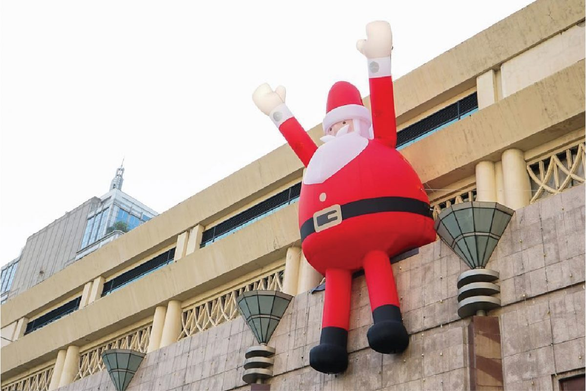 5 Malls With the Best Festive Decorations in Bangkok this 2018