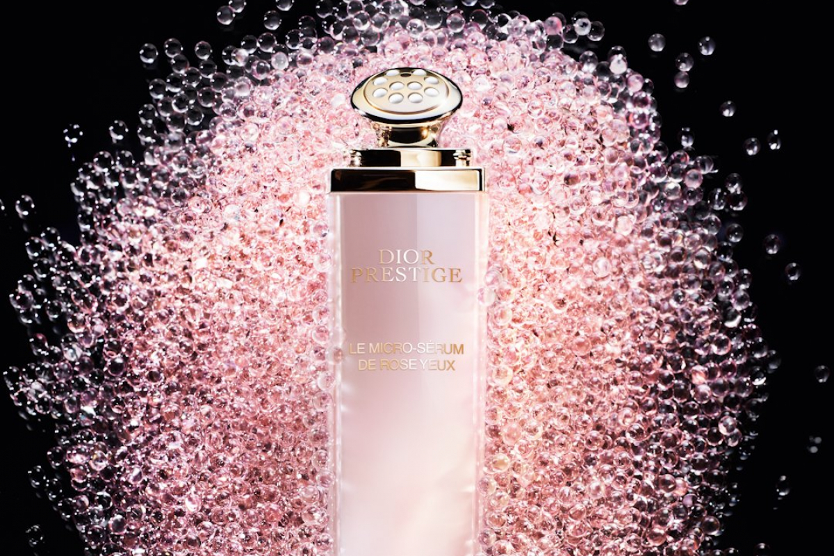 Dior Prestige Le Micro-Sérum de Rose Yeux, a Nutrition for the Skin