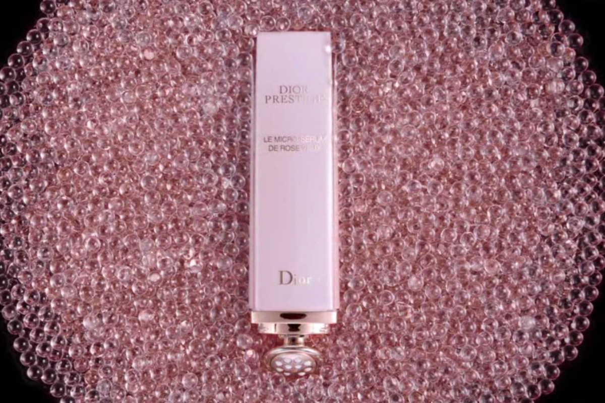 De-puff Your Eye Bags and Lose the Dark Circles with Dior Le Micro-Sérum de Rose Yeux