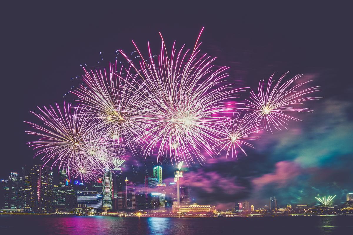 到香港觀賞跨年煙火的十個好去處