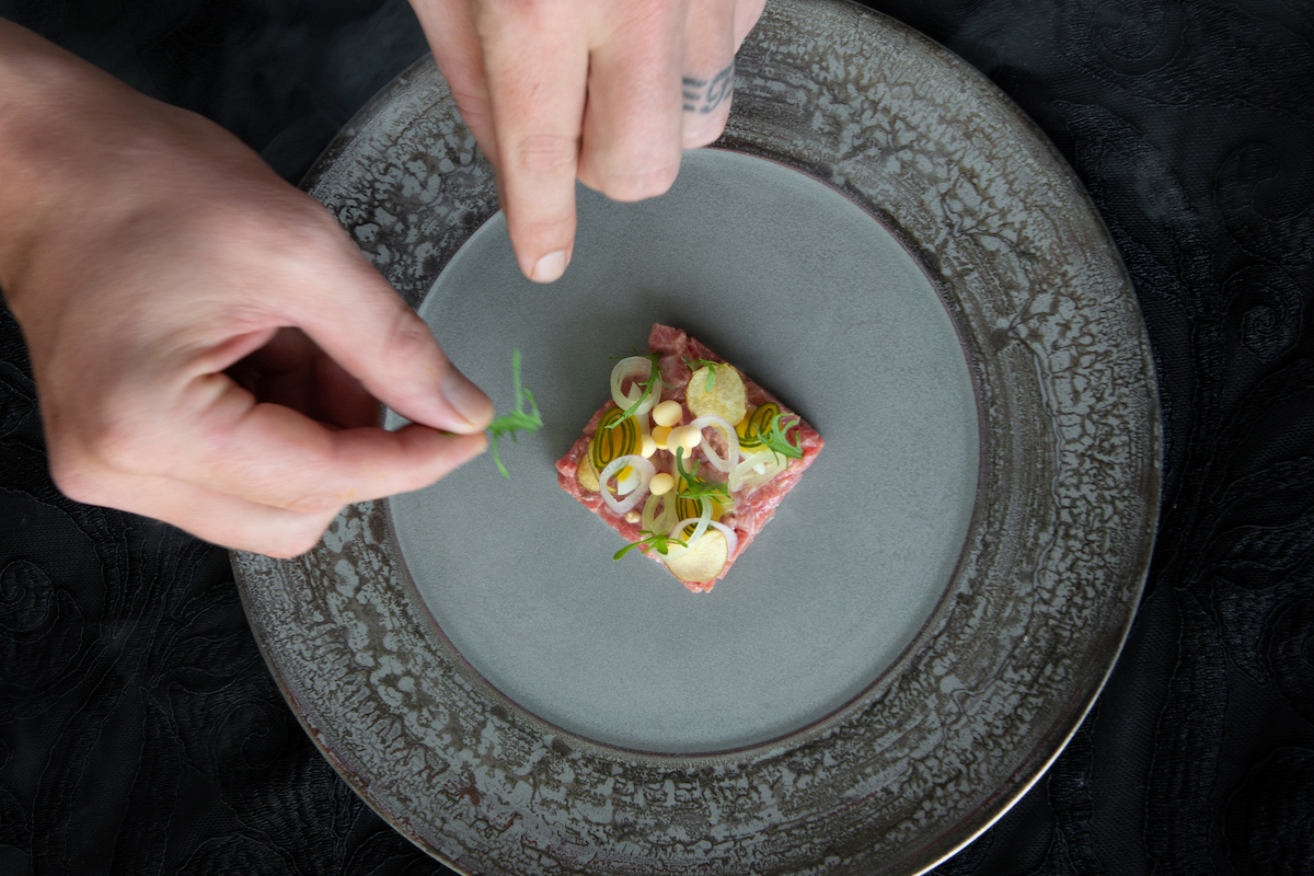 Apéritif is Bali's newest fine dining restaurant