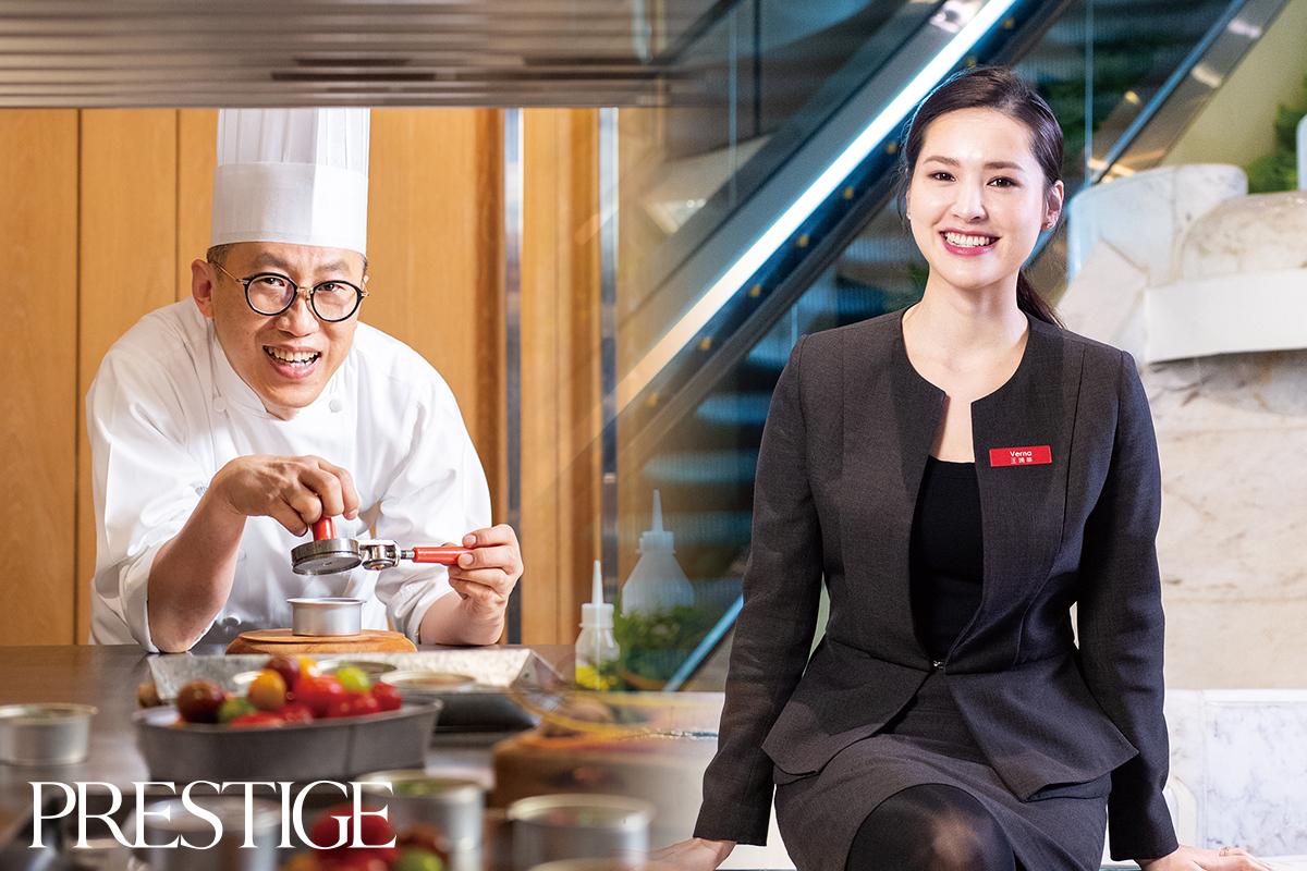 Grand Hyatt Taipei  x  Prestige 風格生活