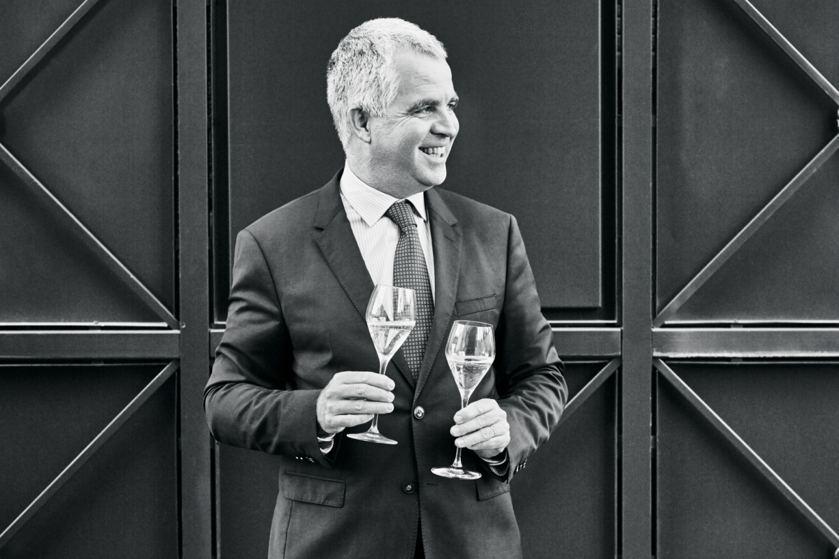 Q&A: Olivier Krug on the Perfect Pairings for Champagne
