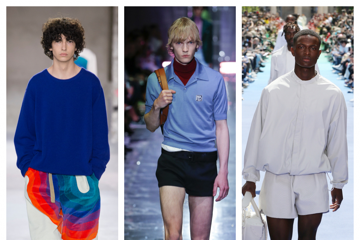 7 Key Menswear Trends for Spring/Summer 2019