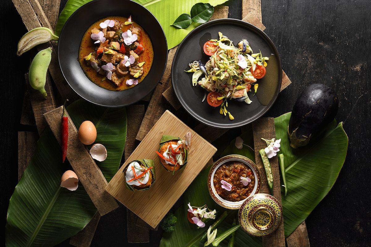 Renaissance Bangkok Brings Back Lost Thai Recipes With a New Buffet Line