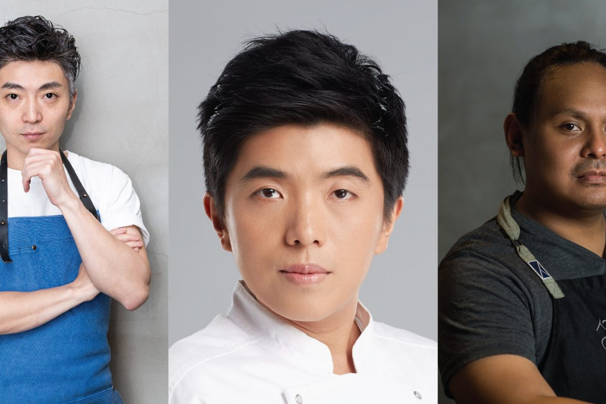 'Asian Fine Gastronomy & Palmer': Meet Asia's Rising Star Chefs