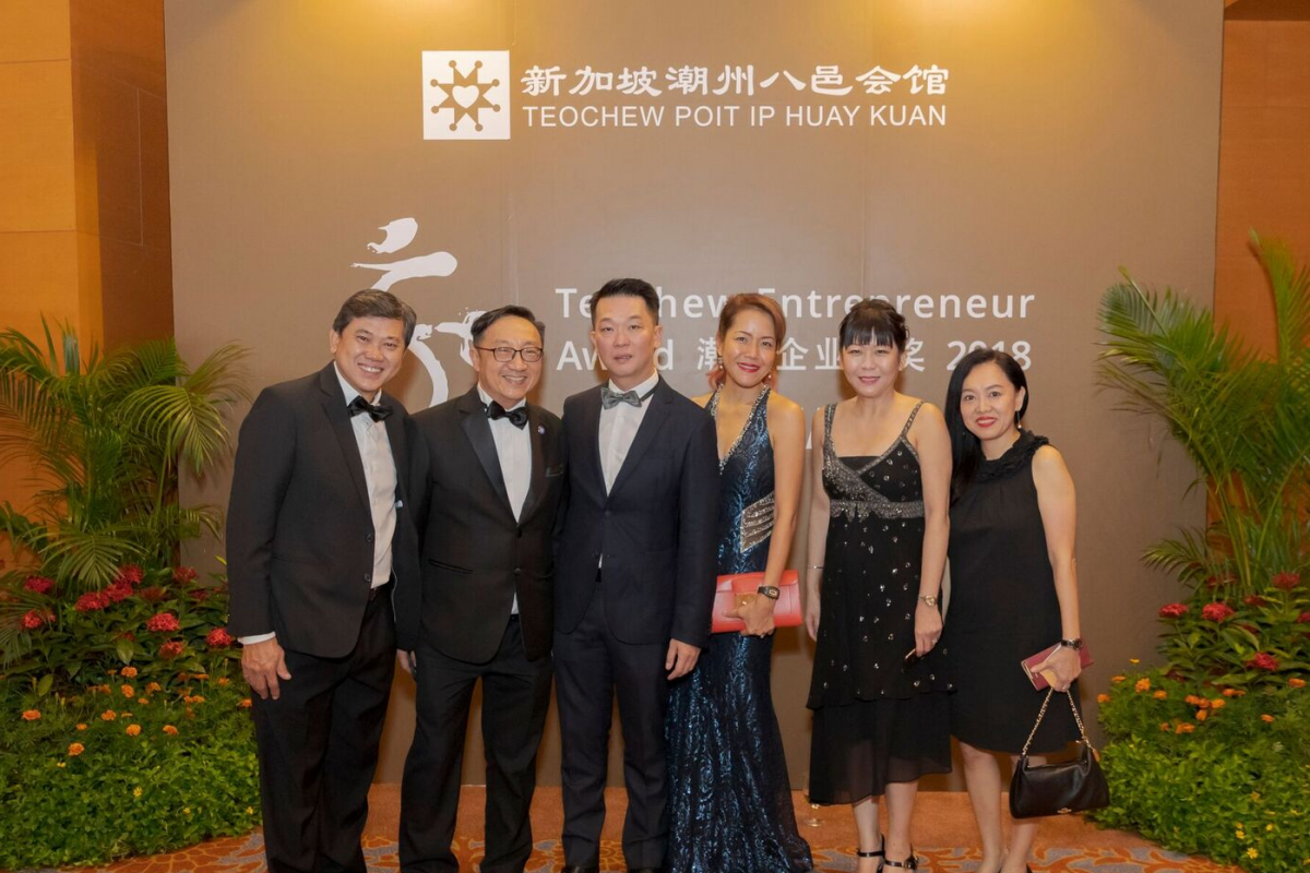 Event Photo Gallery: The Asean Teochew Entrepreneur Award 2018 Gala