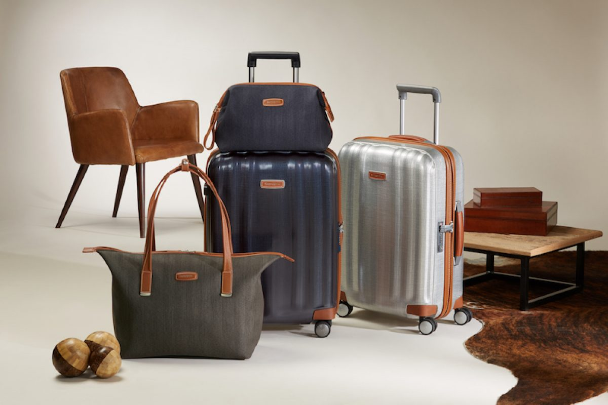 Samsonite Black Label introduces three new suitcases for sophisticated travellers
