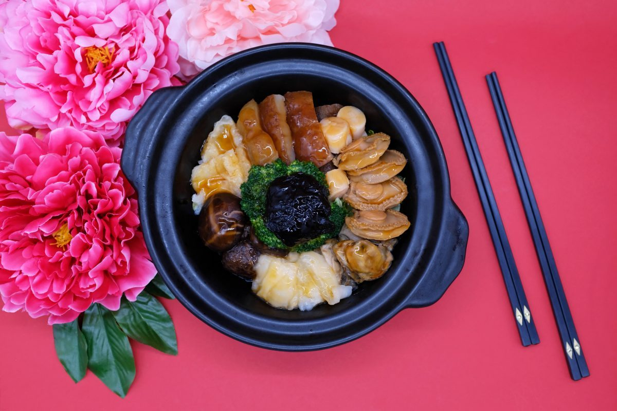Award-winning Lai Po Heen presents Dim Sum sets & more this Chinese New Year