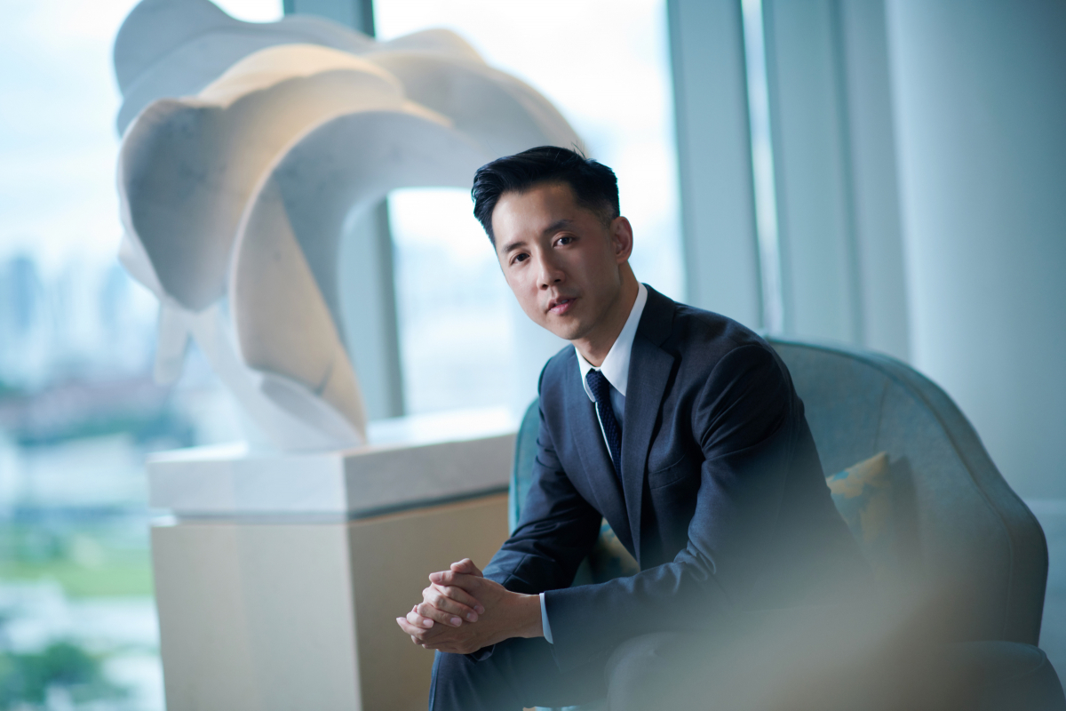 Interview with architect André Fu of AFSO on the future of luxury hotel design
