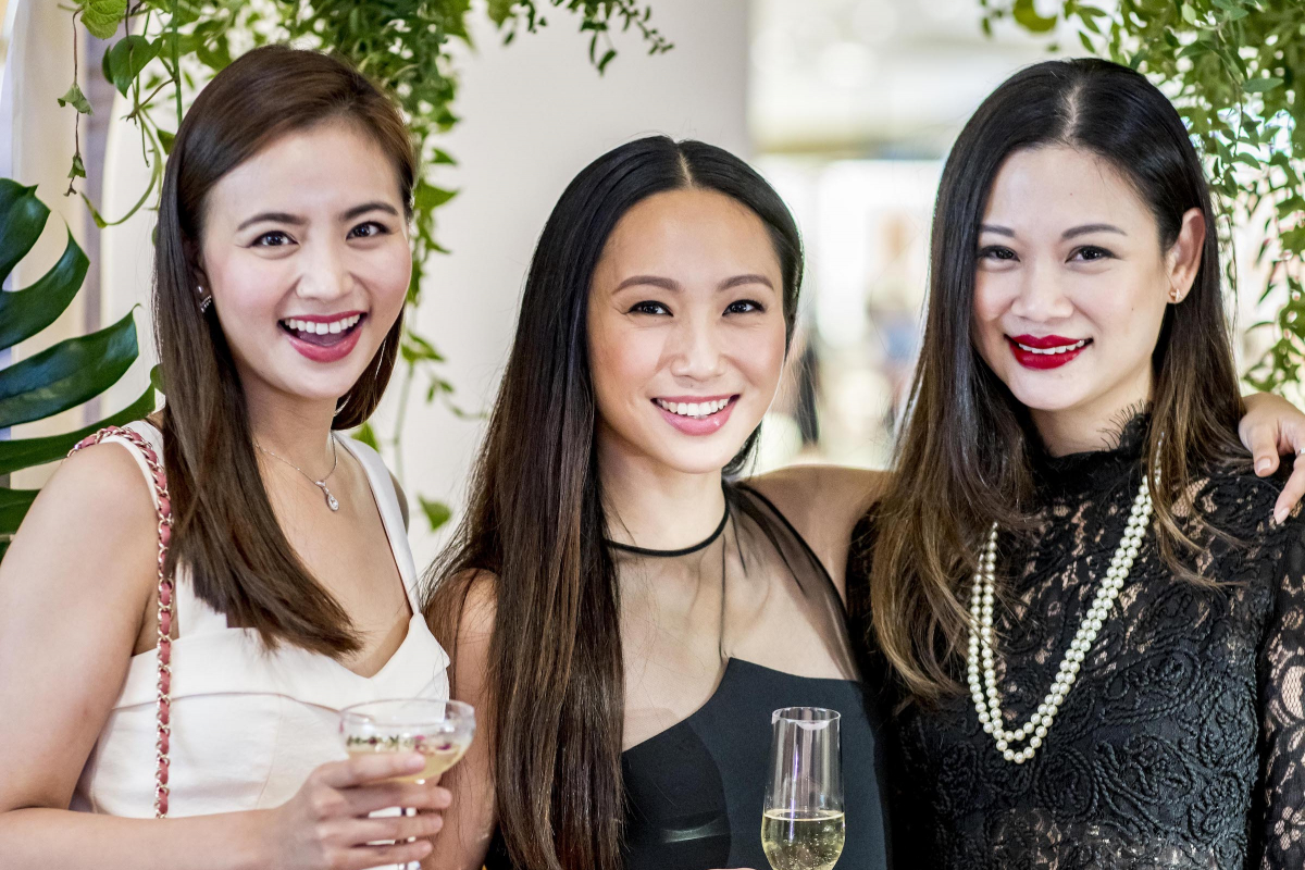 Event photo gallery: A Royal Household at Chaumet's Joséphine apartment
