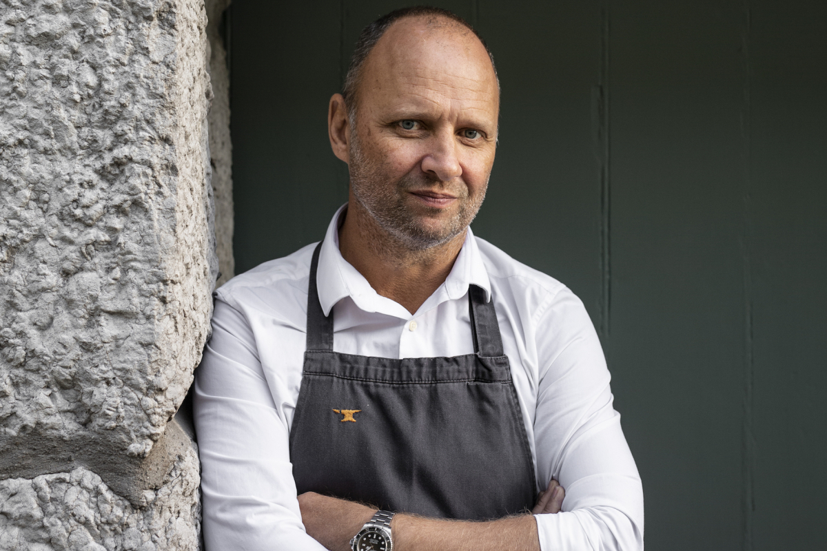 Acclaimed British Chef Simon Rogan Brings Aulis to Hong Kong