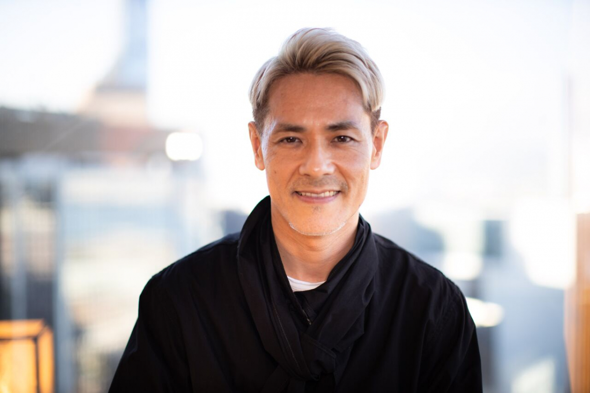 Q&A: Uchiide, International Artistic Director of shu uemura