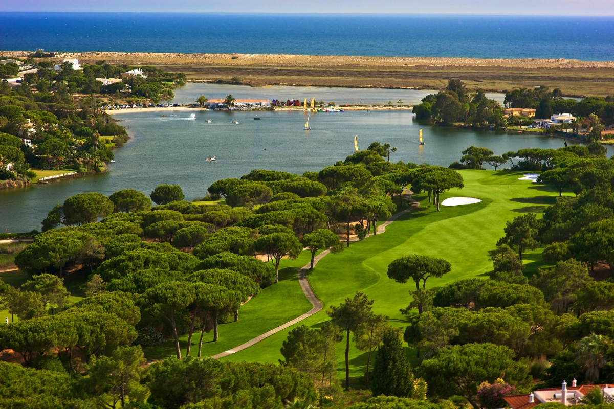 Portugal's Quinto do Lago Is a Golfer's Dream