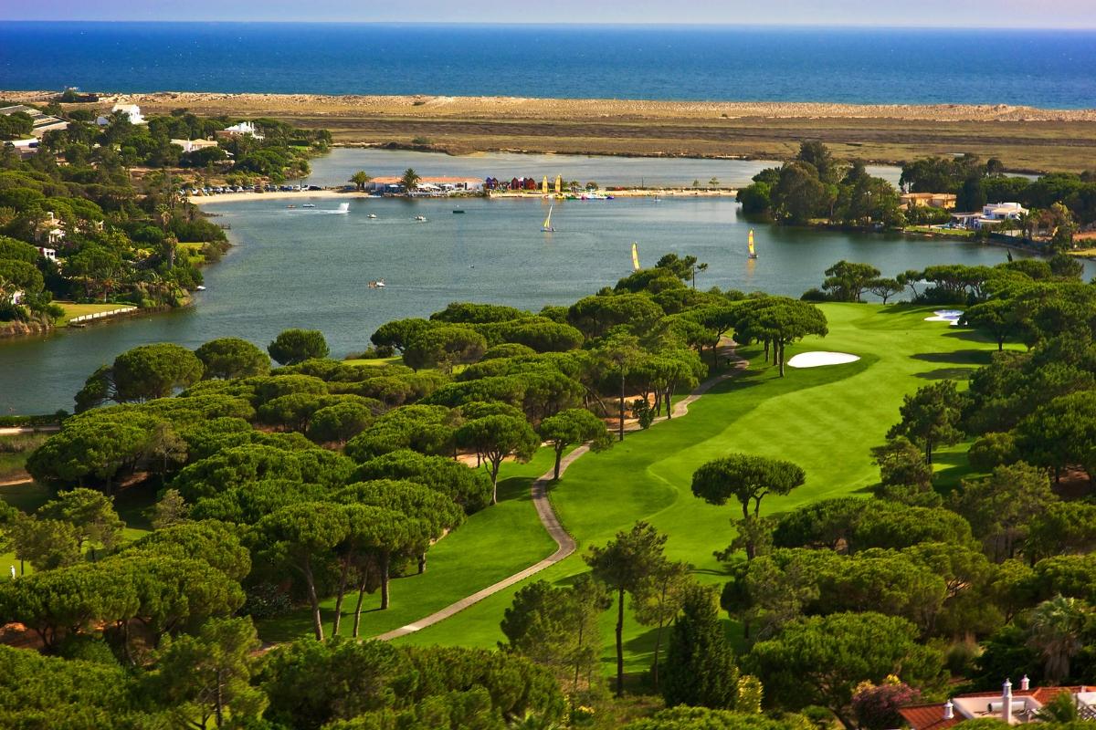 Portugal's Quinto do Lago Is a Golfer's Dream