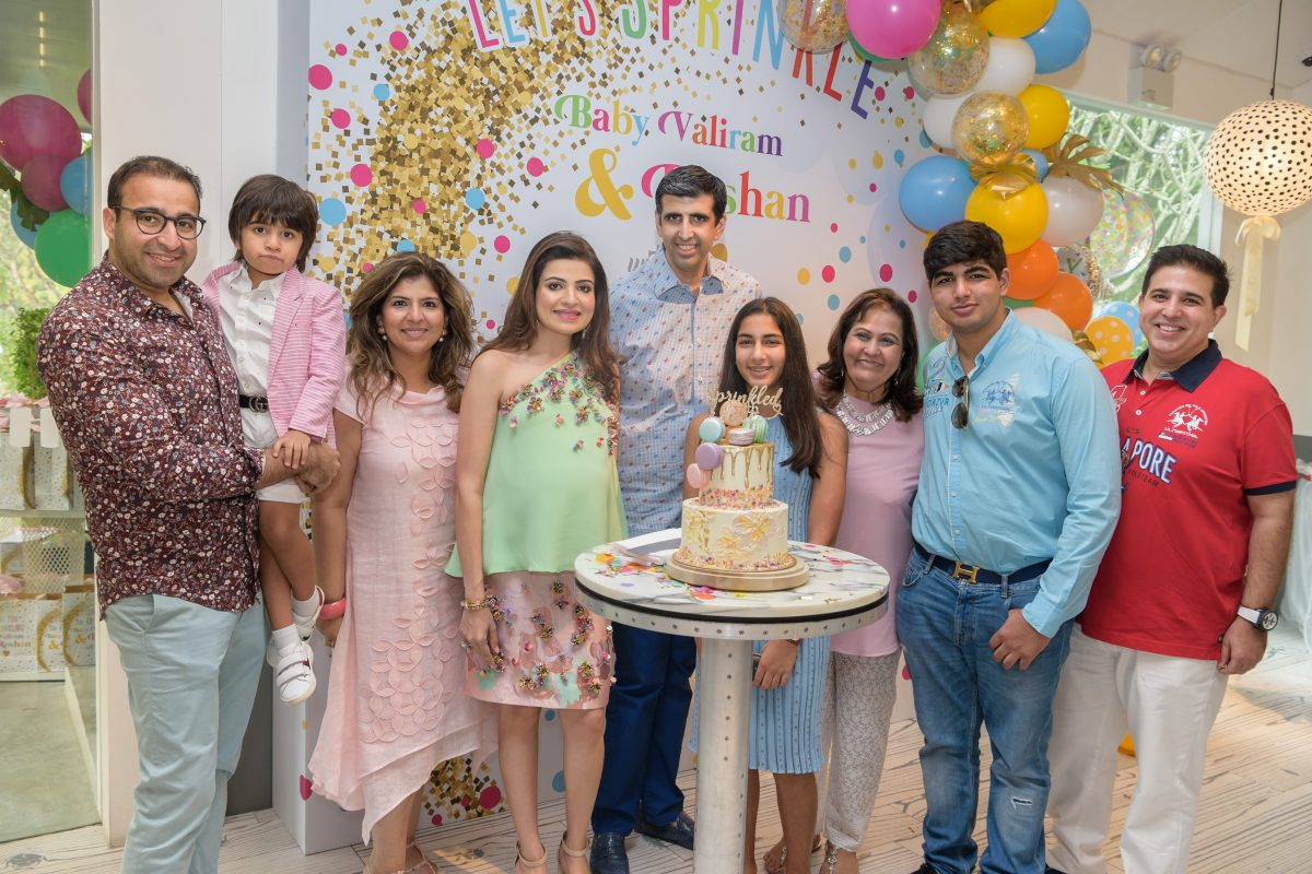 Event photo gallery: Roshan Valiram's baby shower