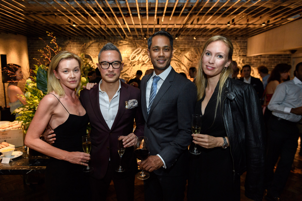 Event photo gallery: Chopard's L.U.C Gentlemen's Evening