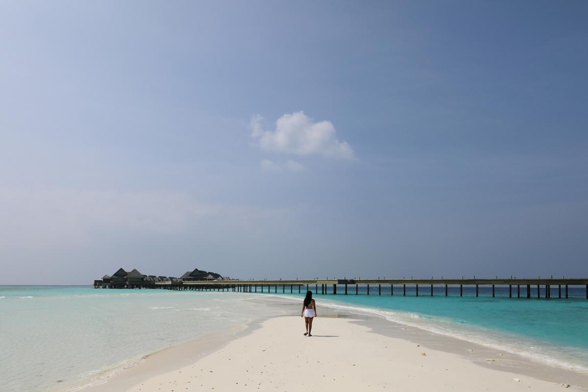Jet-setting to Joali for a luxurious Maldivian getaway with Iroshini Chua