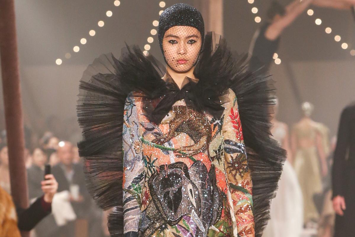 Maria Grazia Chiuri Showcases the Magical Circus in Dior's SS19 Haute Couture Show