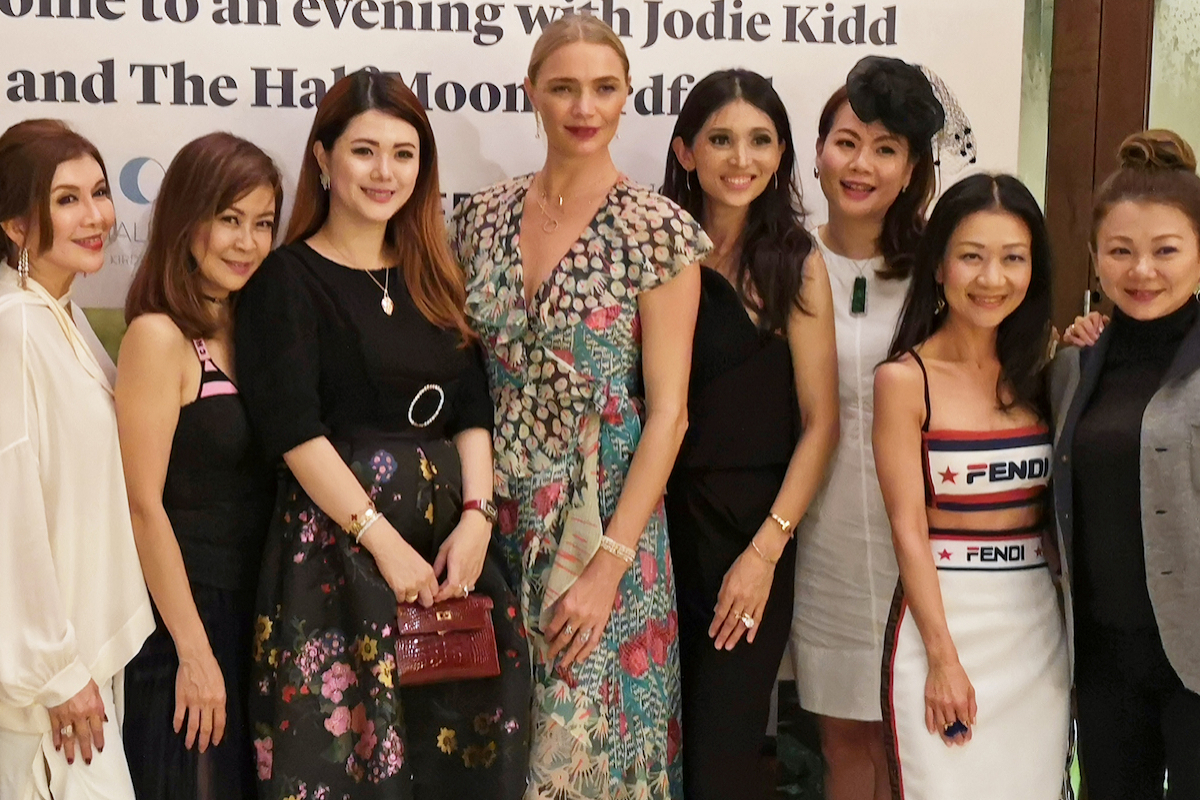 Event Photo Gallery: An evening with Jodie Kidd at The Singapore Polo Club
