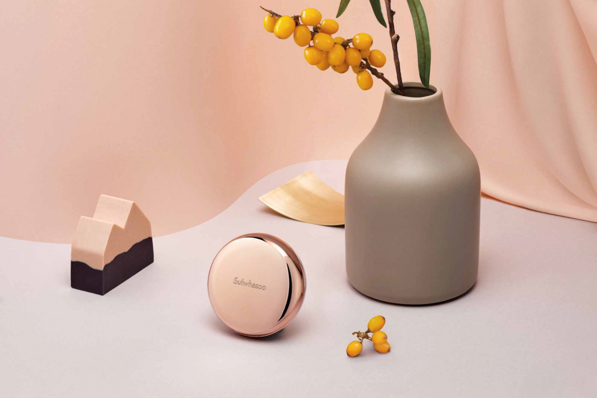 Radiant Look with Sulwhasoo's Sheer Lasting Gel Cushion