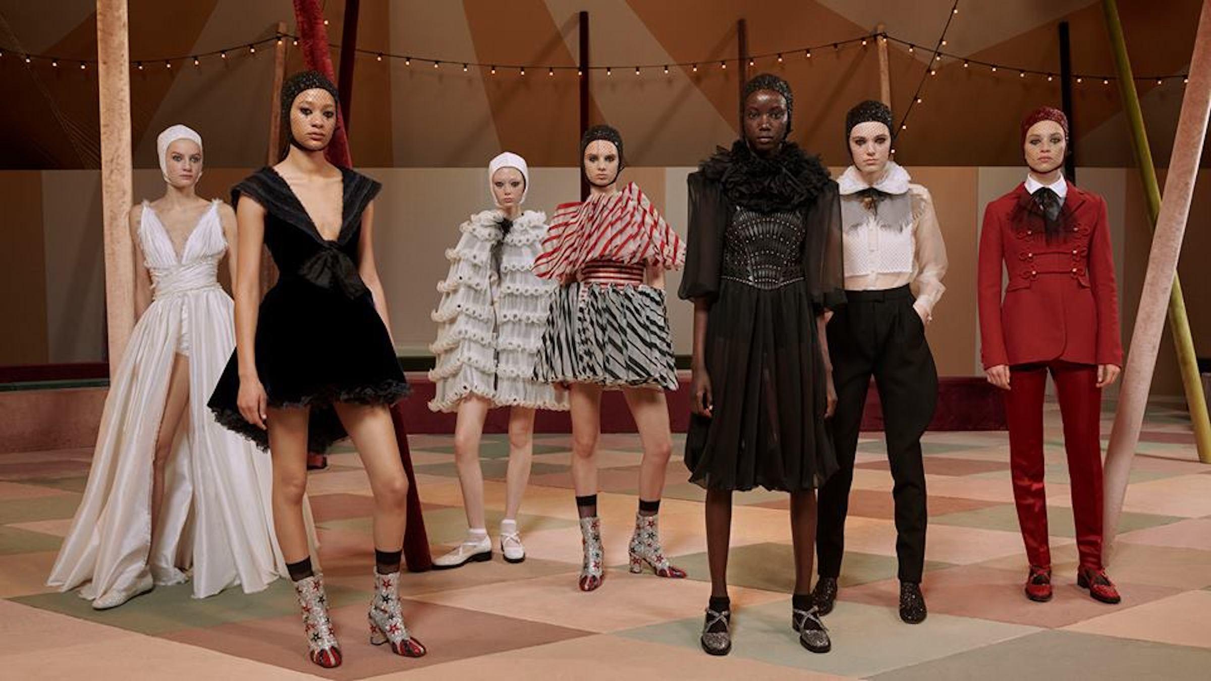 paris fashion week haute couture spring 2019 Christian Dior