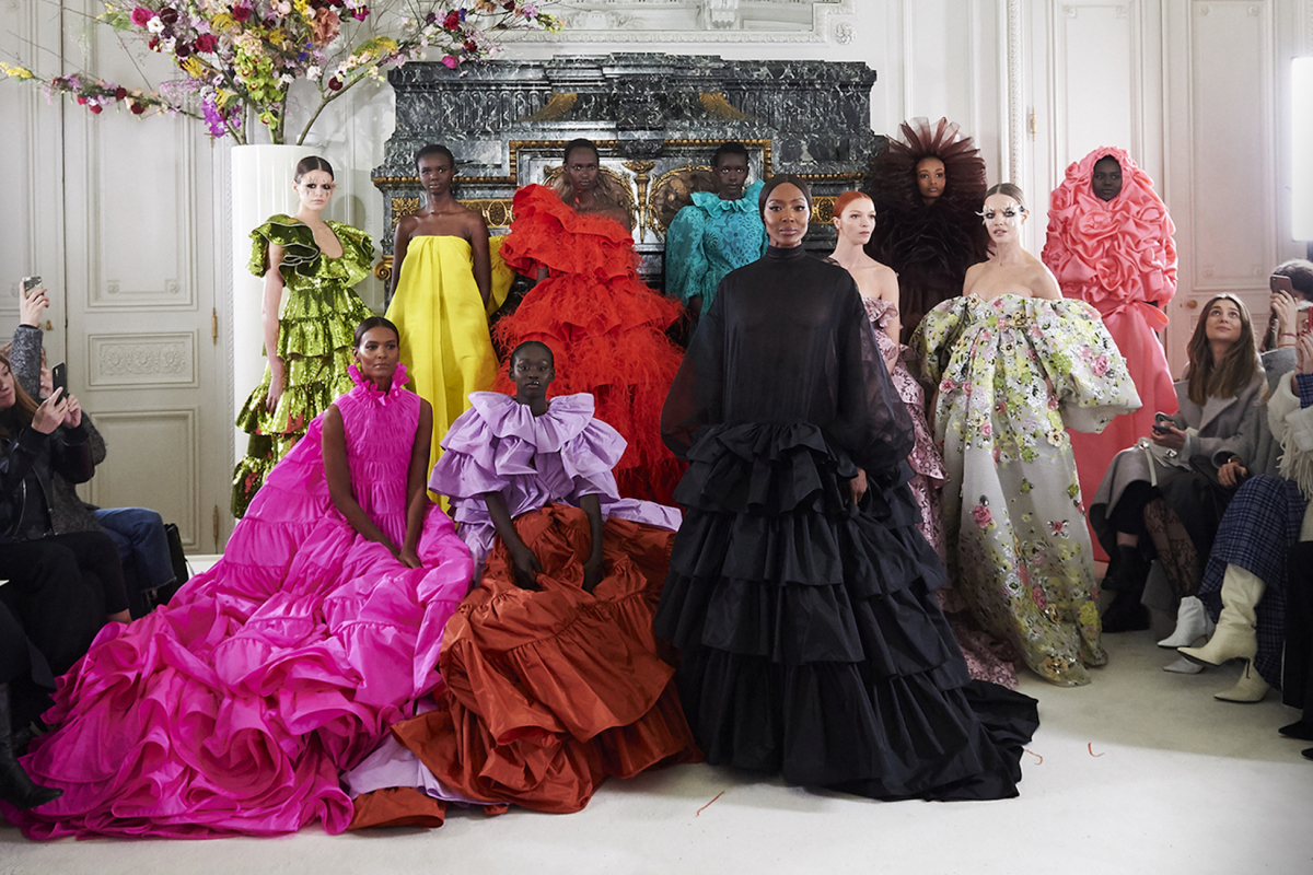 Our favourite shows of Paris Haute Couture Week 2019