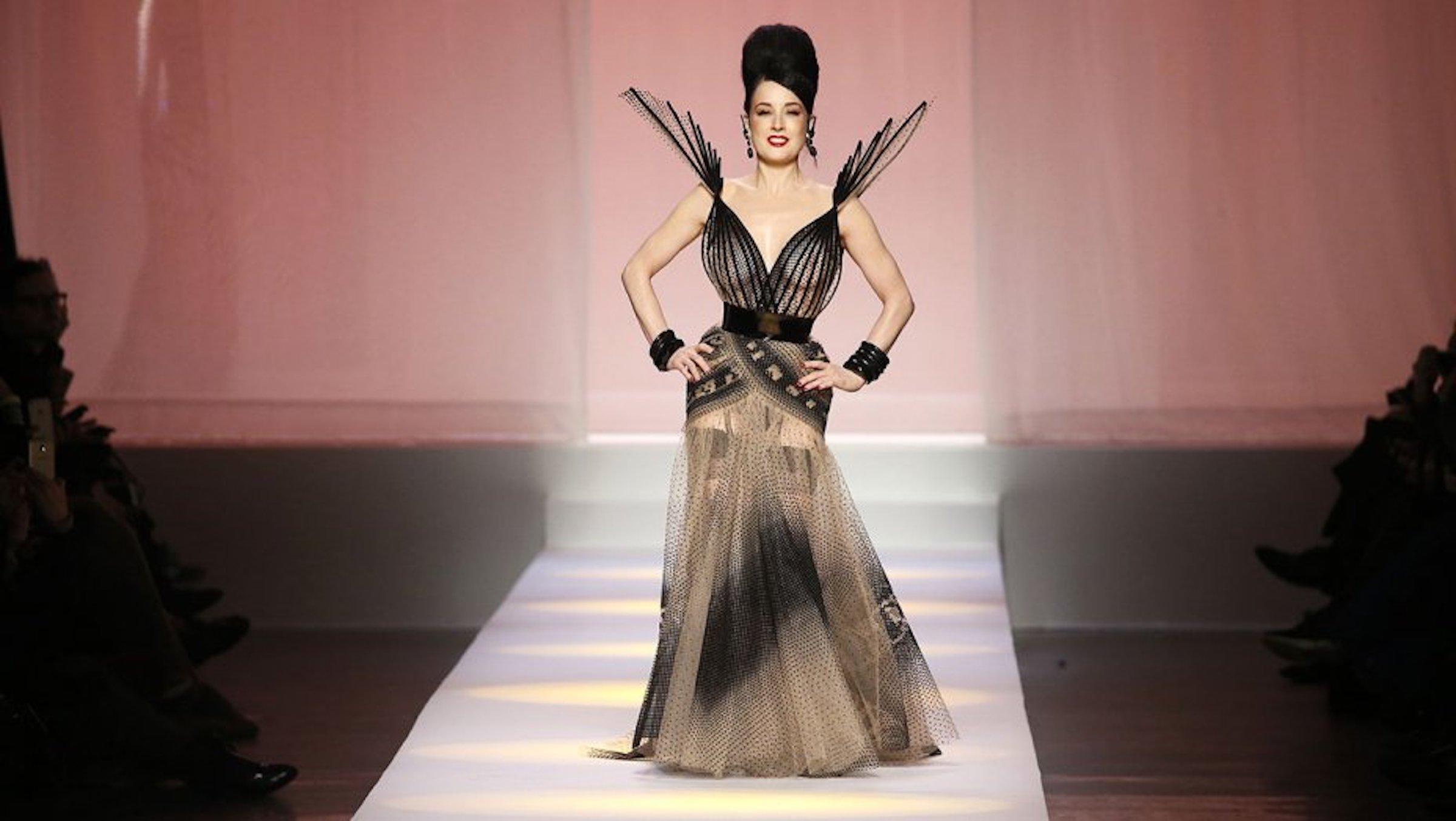 paris fashion week haute couture spring 2019 Jean Paul Gaultier