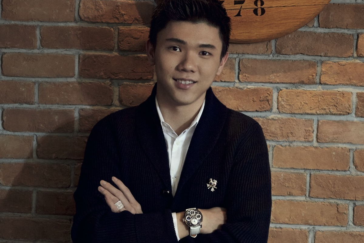 Millennial collector: Dominic Liew shares what he looks out for in a watch