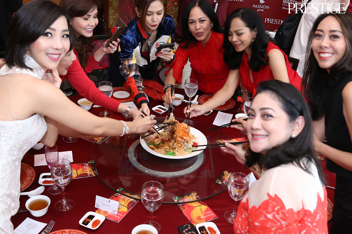 Prestige Ladies Luncheon at Pearl Chinese Restaurant