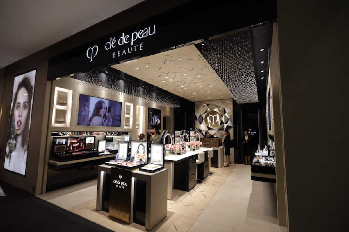 Step Inside Clé de Peau Beauté's First Ever Flagship Store in Thailand