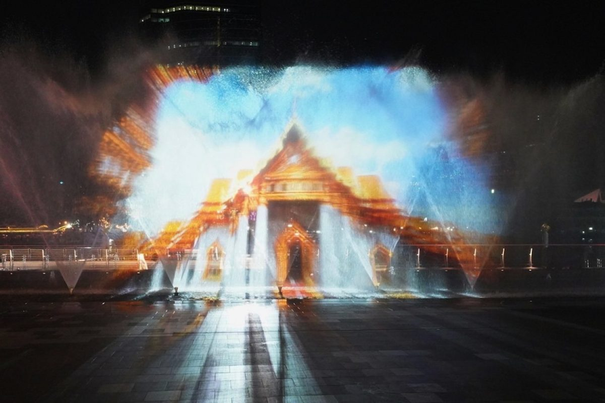 ICONSIAM Unveils Southeast Asia's Longest Water Feature