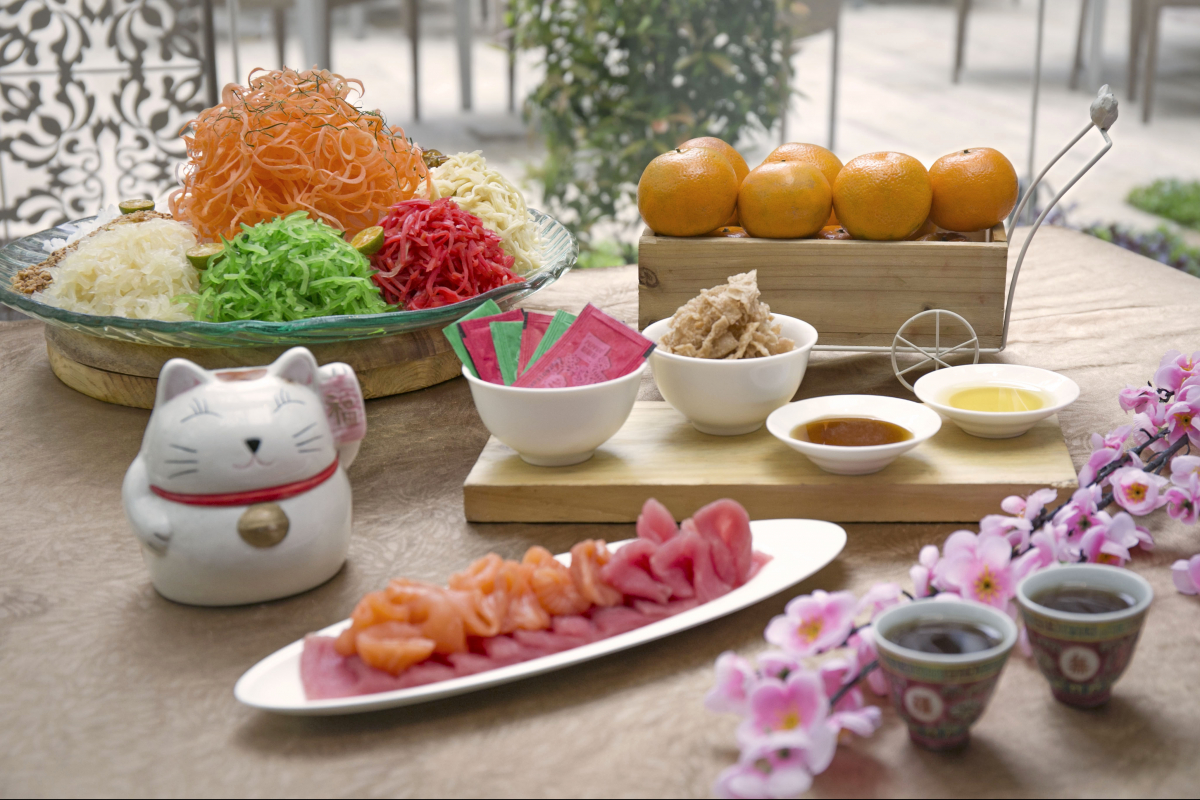 TOP 4 LUNAR NEW YEAR DINING AND STAYCATION OFFERS IN JAKARTA