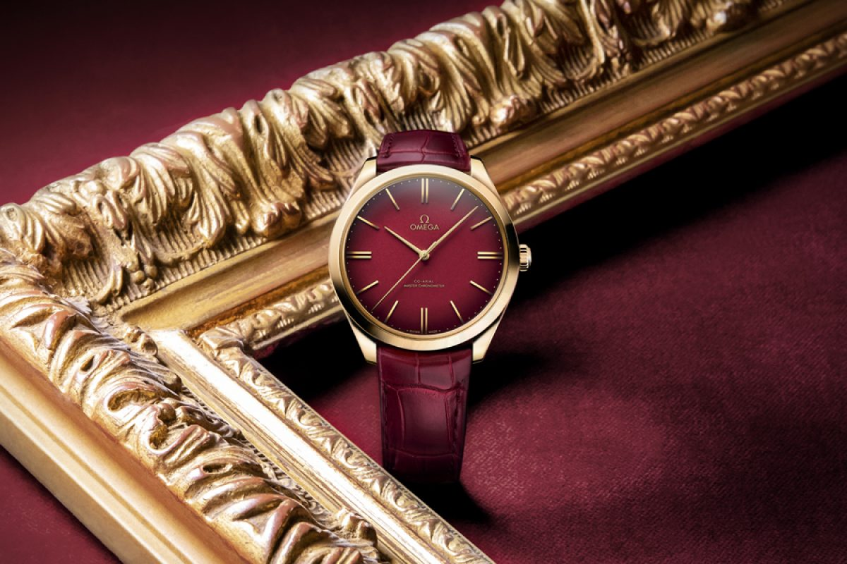 Omega Celebrates 125 Years of Watchmaking With a New De Ville Trésor