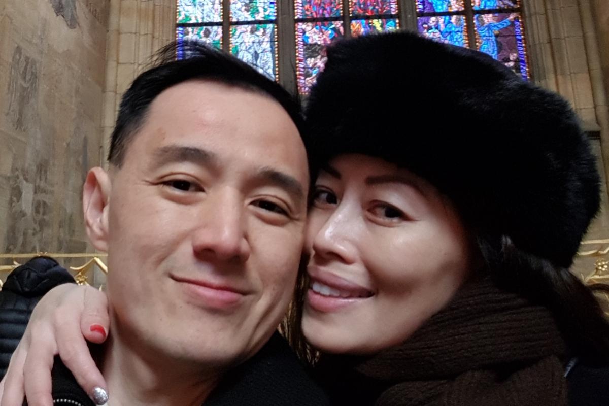 Love Actually: Serene Tan and Benjamin Kim